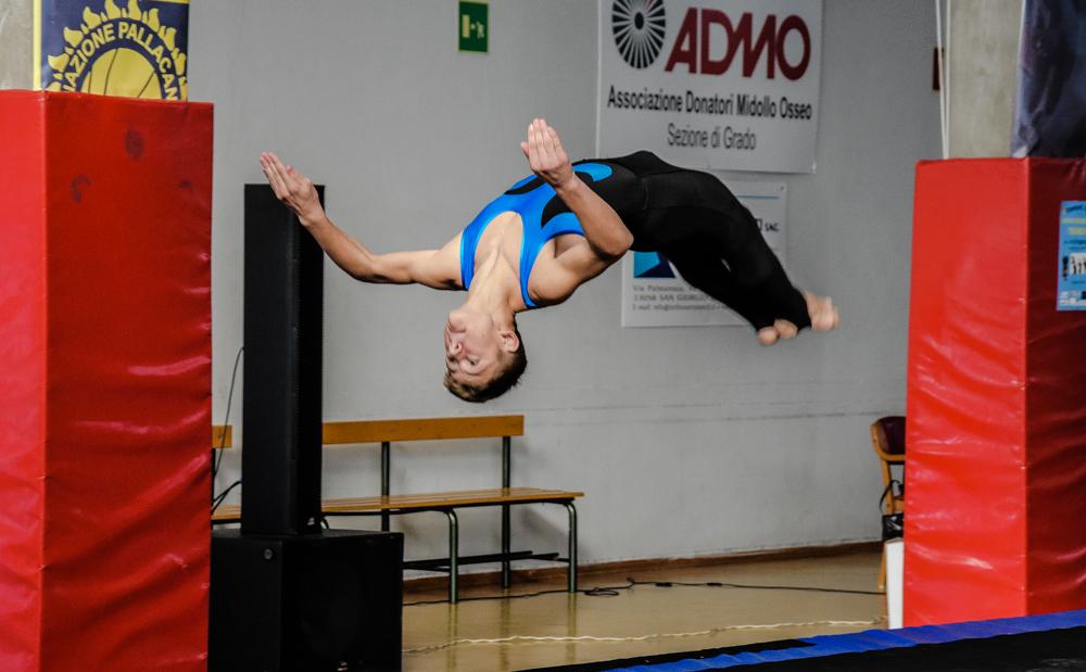 TEAMGYM Davide Brezigar